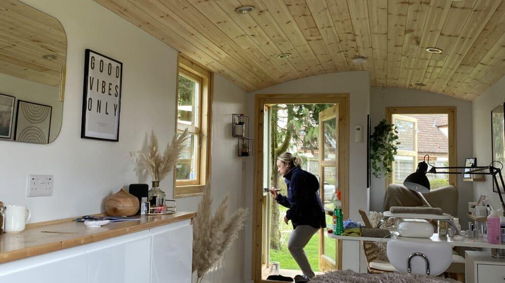 Beauty Escape Shepherds Hut