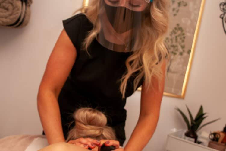 massages at Beauty Escape