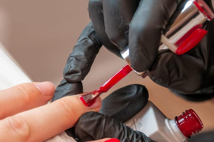 Hands treatment at Beauty Escape