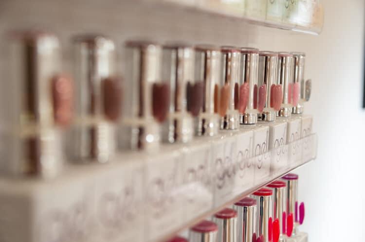 manicures at Beauty Escape